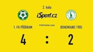 1.FK PŘÍBRAM vs BOHEMIANS PRAHA 1905