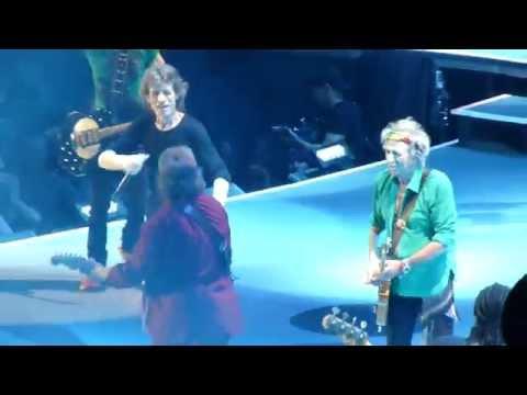 Rolling Stones - Silver Train - Brisbane, Australia 18 November 2014