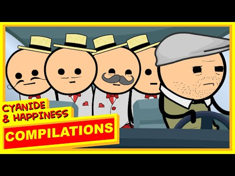 Cyanide & Happiness Compilation - #15