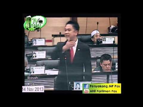 MP PAS Tumpat Bahas Usul MP PKR Bayan Baru - PM 66(9) Potong