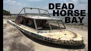 Dead Horse Bay URBEX Pickers DREAM Brooklyn NY