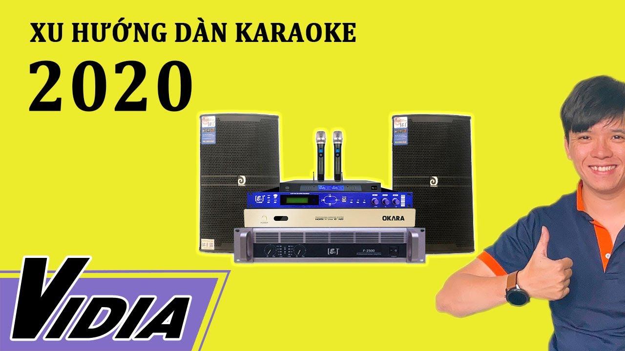 Xu hướng mới cho dàn karaoke gia đình nhà bạn – Ngon – Bổ – Rẻ – Vidia 0902699186