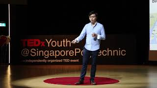Transforming Living Environment with Tech Initiative | Adrian Tan | TEDxYouth@SingaporePolytechnic