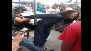 Download Video Wanita Ini Diikat Di Tiang Bendera Gara-gara Curi Hp MP3 3GP MP4