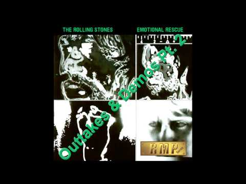 """The Rolling Stones - """"Never Too Into"""" (Emotional Rescue Outtakes & Demos [Pt. 2] - track 07)"""