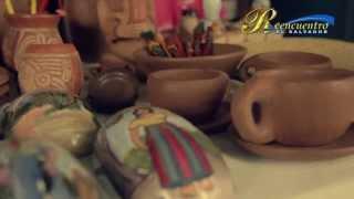 El Salvador, Feria de Artesanos y Productores en Nahuizalco