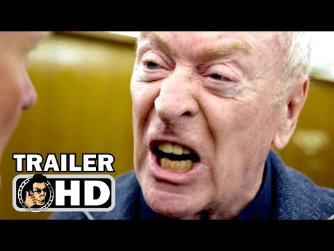 THE KING OF THIEVES  2018 Michael Caine Movie