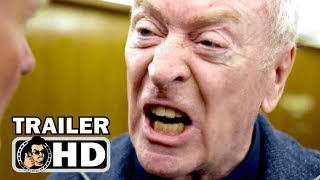 THE KING OF THIEVES Trailer (2018) Michael Caine Movie