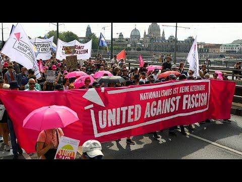 Марш против расизма