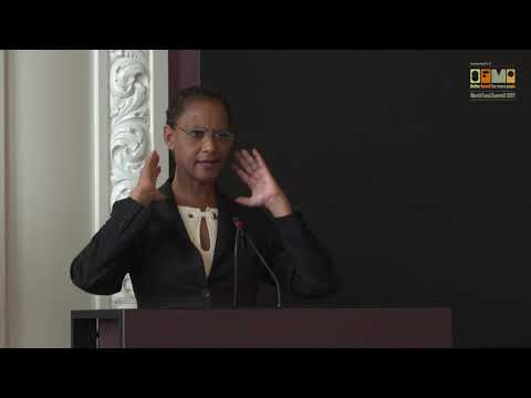FOOD Talks 2017: Renata Clarke, Senior Food Safety and Quality Officer, FAO