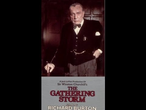 The Gathering Storm  1974 Richard Burton, Robert Hardy
