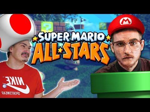 Super Mario All-Stars: Long Hard Pipes - DilDoka