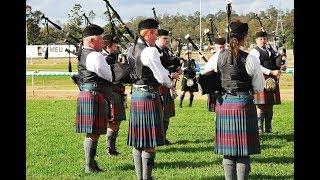The Gathering:  Scottish Culture Festival in Ipswich, Australia