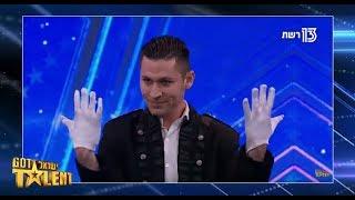 אמן האשליות: תומר דודאי במופע קסמים מרהיב