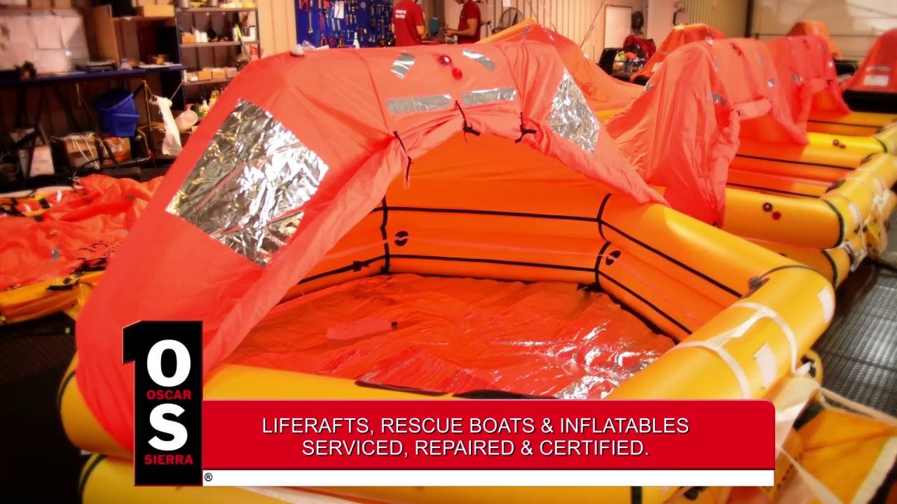 Oscar Sierra Marine Safety