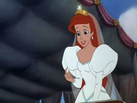 The Little Mermaid - I Loved Her First