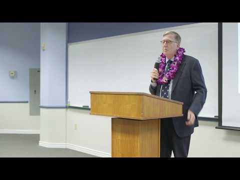 UOG Presidential Lecture Series - Paul Smith