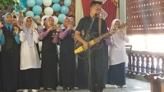Download lagu Persembahan Khas oleh Pelajar Tahun 6 sempena Majlis Apresiasi Murid Tahun 6 2018 MP3