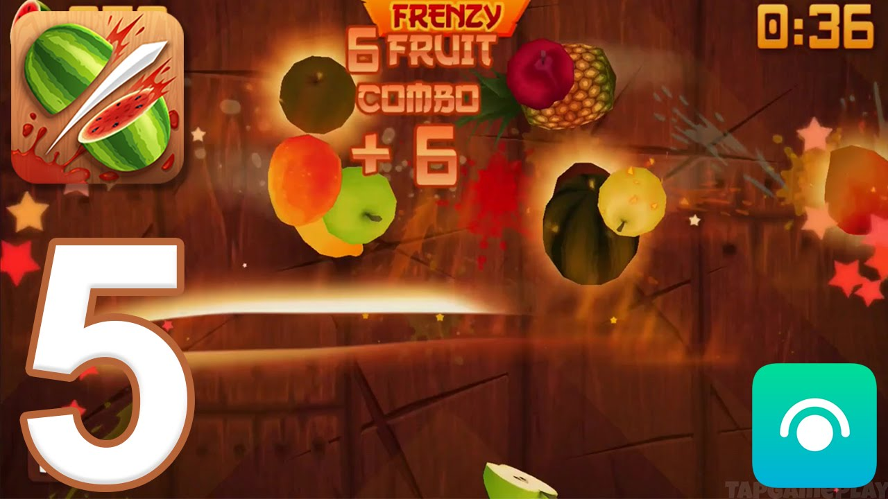 Fruit Ninja Gold