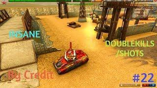 TANKI على الانترنت مجنون مزدوج يقتل/لقطات XP/BP #22 بواسطة بطاقة الائتمان