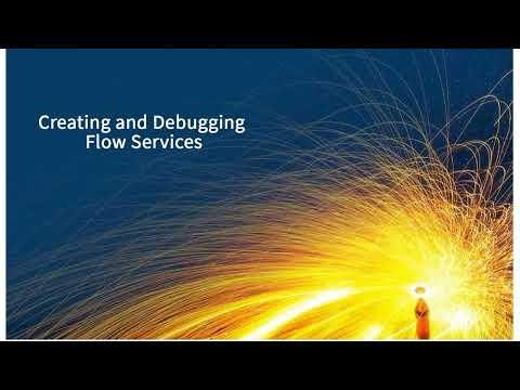 Creating and Debugging Flow Services using webMethods Service Designer | Software AG