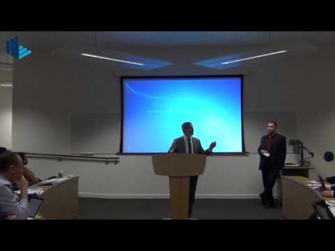 STAMP - The End of the Arab Spring: Myth or Reality - Prof. Fawaz A. Gerges