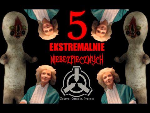 5 EKSTREMALNIE NIEBEZPIECZNYCH