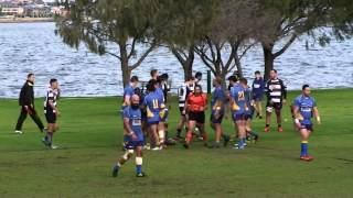 2015 Round 17 Tries vs Joondalup