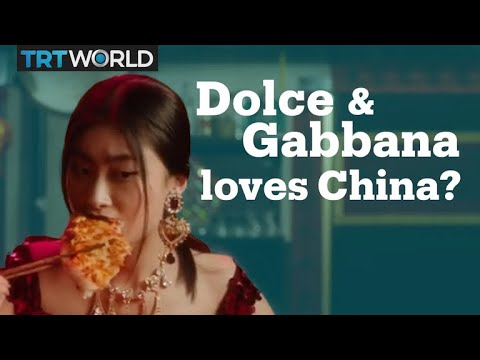 Dolce & Gabbana accused of racism in China