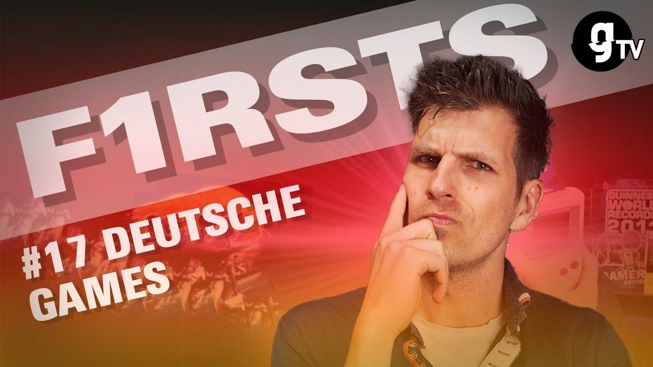 Download Heimspiel: Was war das erste deutsche Videogame?   FIRSTS #17 mit David Hain   gTV