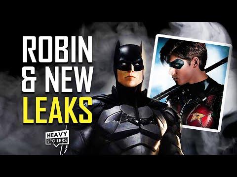 BATMAN 2021 UPDATE: Robin Casting Call, Second Batsuit Updates & New Plot Leaks Reveal SPOILER Dies
