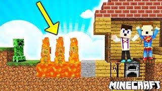 Minecraft 2D - ZOSTALIŚMY ZAATAKOWANI!! #8