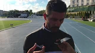Δηλώσεις Ουζουνίδη ΑΕΚ - ΑΕΚ Λάρνακας 13/7/2018