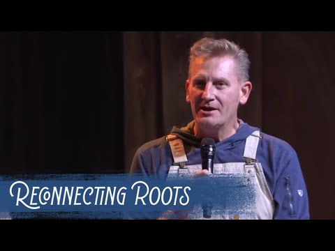 Rory Feek (Full Interview)   Reconnecting Roots Live 2019
