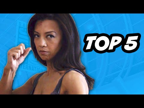 Agents Of SHIELD Season 2 Episode 4 - TOP 5 WTF Moments