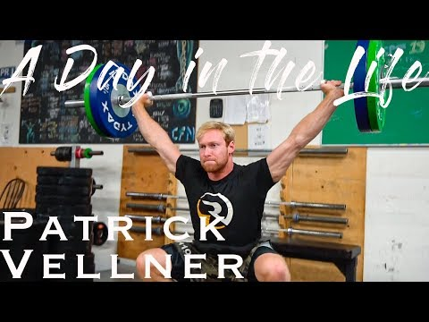 A Day in the Life of Patrick Vellner