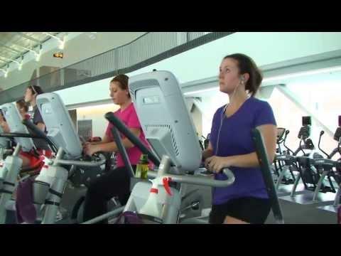 Student Fitness Center & McCormick Hall