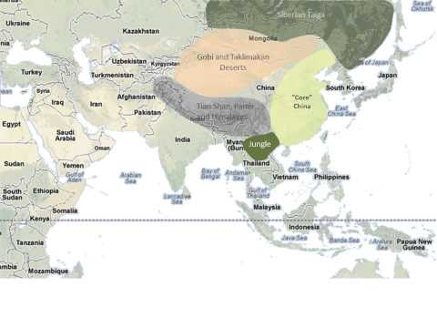 The Geography of China's Naval Challenge