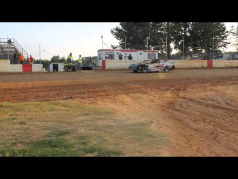 Steel Block Bandits/I-95 Challenge Race at County Line Raceway 8/30/14