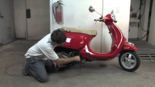 New Slotted Oil Filter Tool for Vespa
