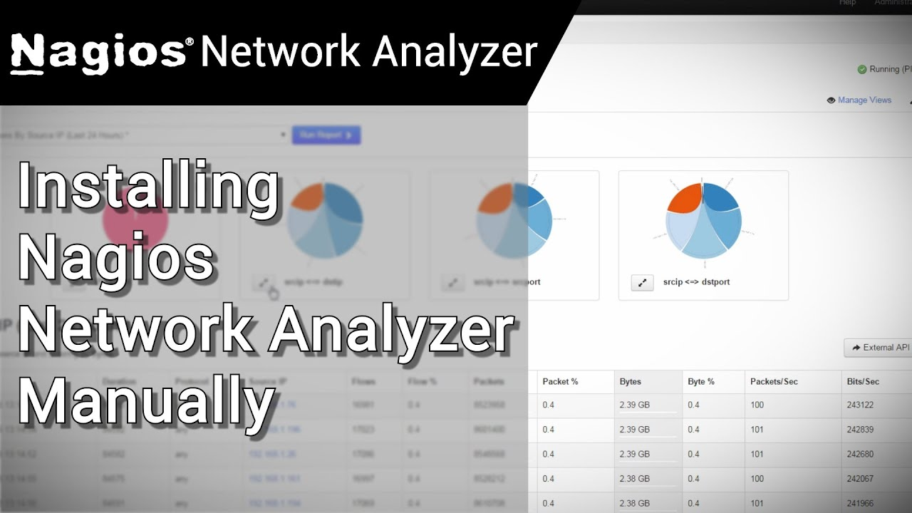 Nagios Network Analyzer How to: Manually Installing Network ...