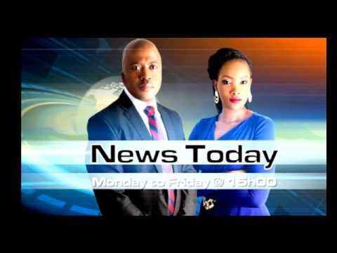 Chief Justice, Mogoeng Mogoeng interview with Vuyo Mvoko