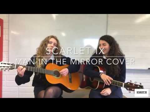 Man In The Mirror - Michael Jackson - Cover by Scarlet Nine