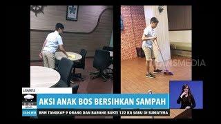 Download lagu Viral Aksi Anak Bos Bersihkan Sah MP3