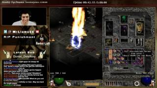 diablo 2 almost as awful as the drops today