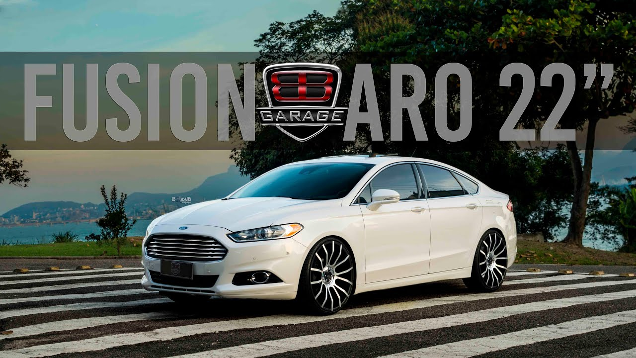 Bb Garage Ford Fusion Aro 22 Quot Youtube
