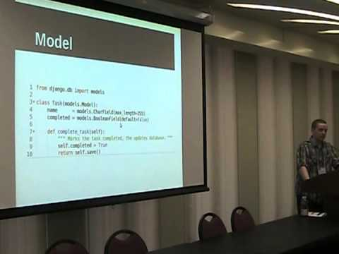 Django—The Python Web Framework,