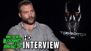 Terminator Genisys (2015) Official Movie Interview - Jai Courtney