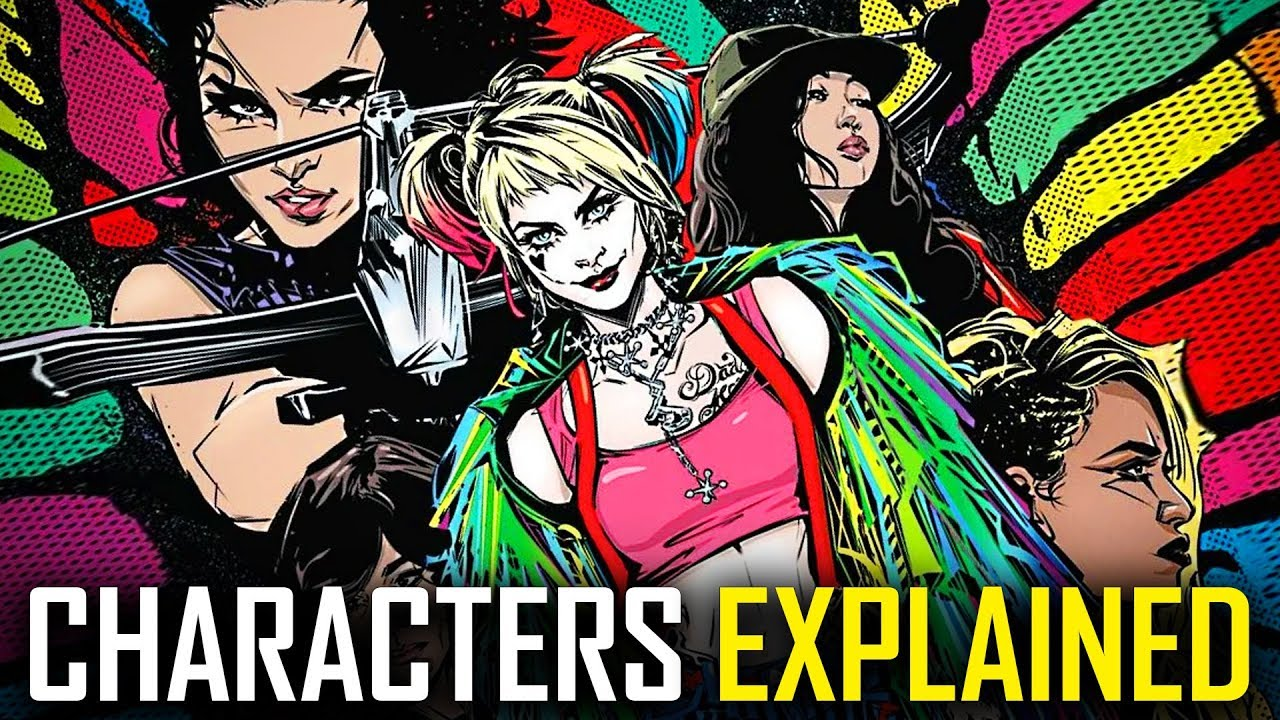 The Birds Of Prey Explained Origins Team Members Best Comics And Everything You Need To Know Youtube