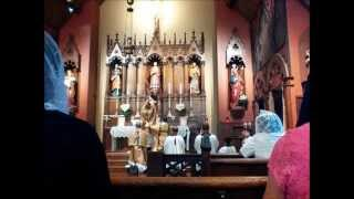The Latin Mass: Latin is a Sacred Language